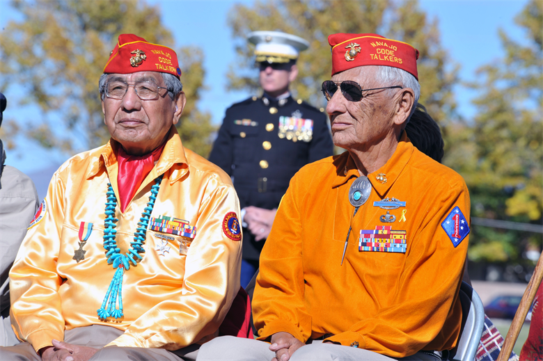 9 Things Every American Should Know About the Navajo Code Talkers