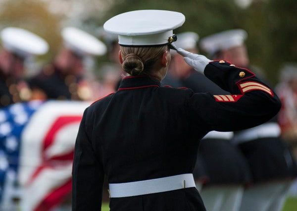 US Marine found dead in Bahrain