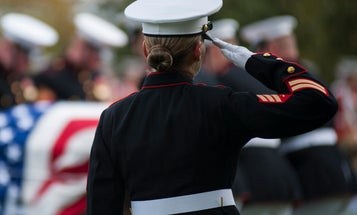 Women should have to register for the draft, congressional commission says