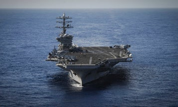 USS Nimitz sailors were quarantined for nearly a month to avoid COVID-19 before their deployment