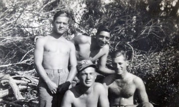 How a 15-year-old Marine became one of the infamous WWII 'Thieves on Saipan'