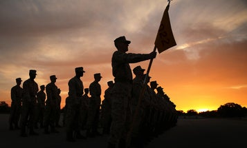 Lawmakers introduce bill to protect Parris Island from closure