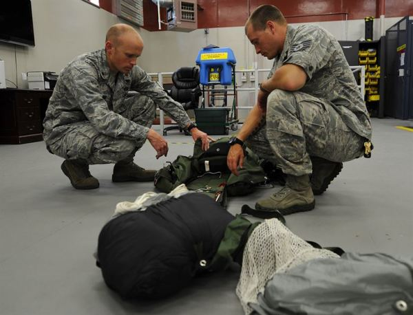 Tourette syndrome can't hold back this Air Force EOD officer