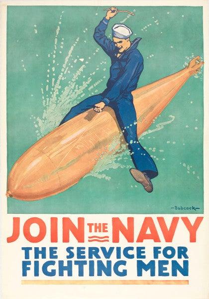 The Navy wants you to help torpedo the coronavirus