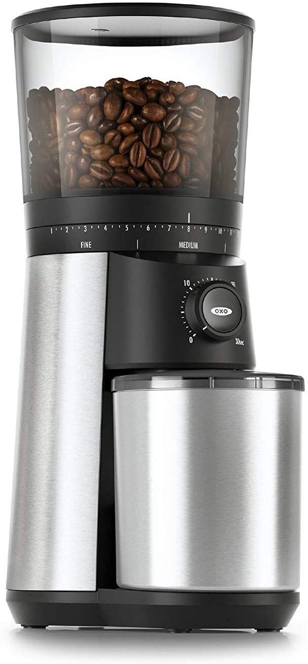 OXO Brew coffee grinder