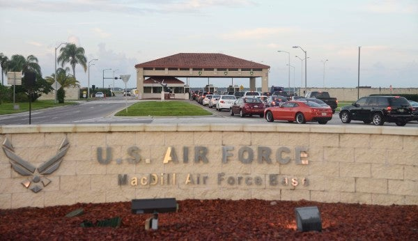 MacDill Air Force Base, home of CentCom, tightens access as COVID-19 cases spike
