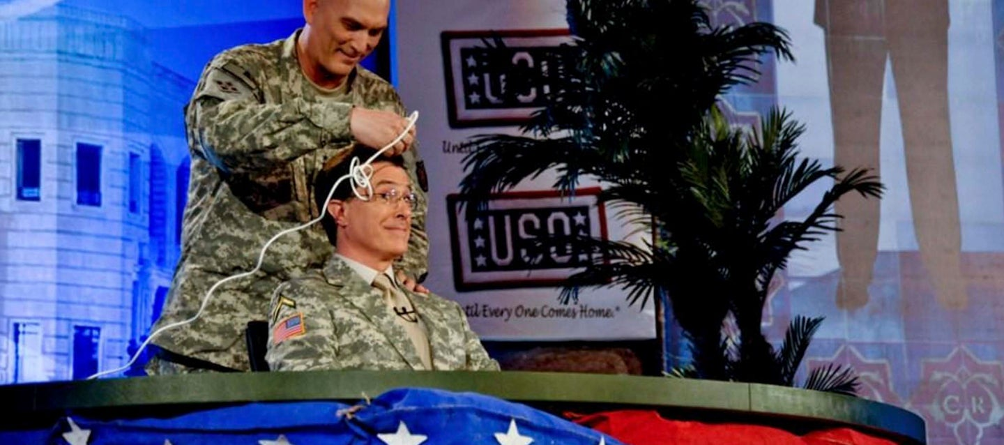 Join the USO in a month-long celebration of military families