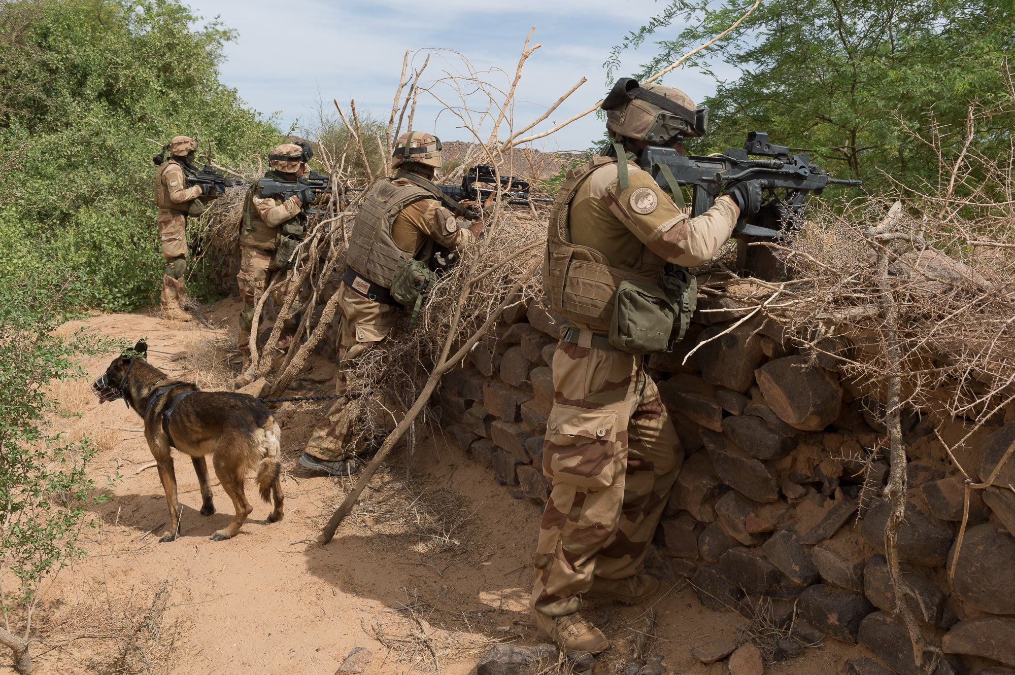 French military kills senior Al Qaeda leader in Mali