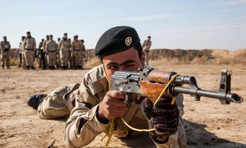 Iraqi security forces raid headquarters of militia backed by Iran