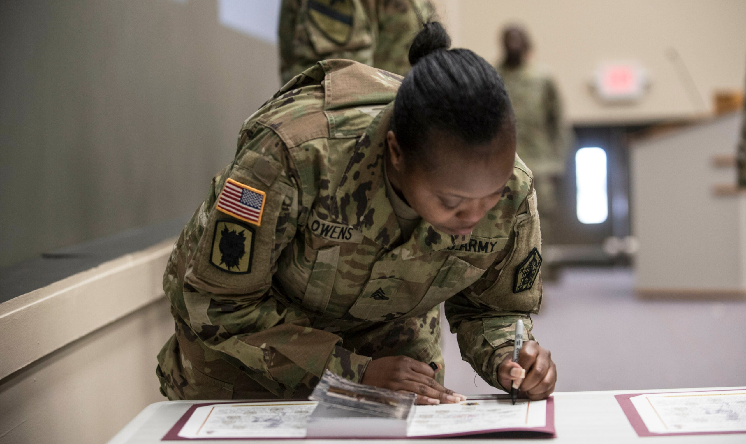In the IRR? The military may want you back if you served in one of these jobs