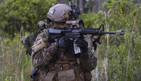 An airman just took a major step towards becoming the first female Special Tactics officer