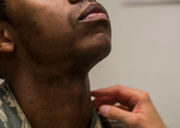 The Air Force just approved 5-year medical waivers for beards