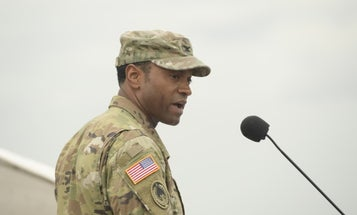 Army Special Forces colonel charged with five counts of sexual assault