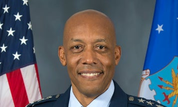 Air Force general nominated to become the service's first African-American chief of staff