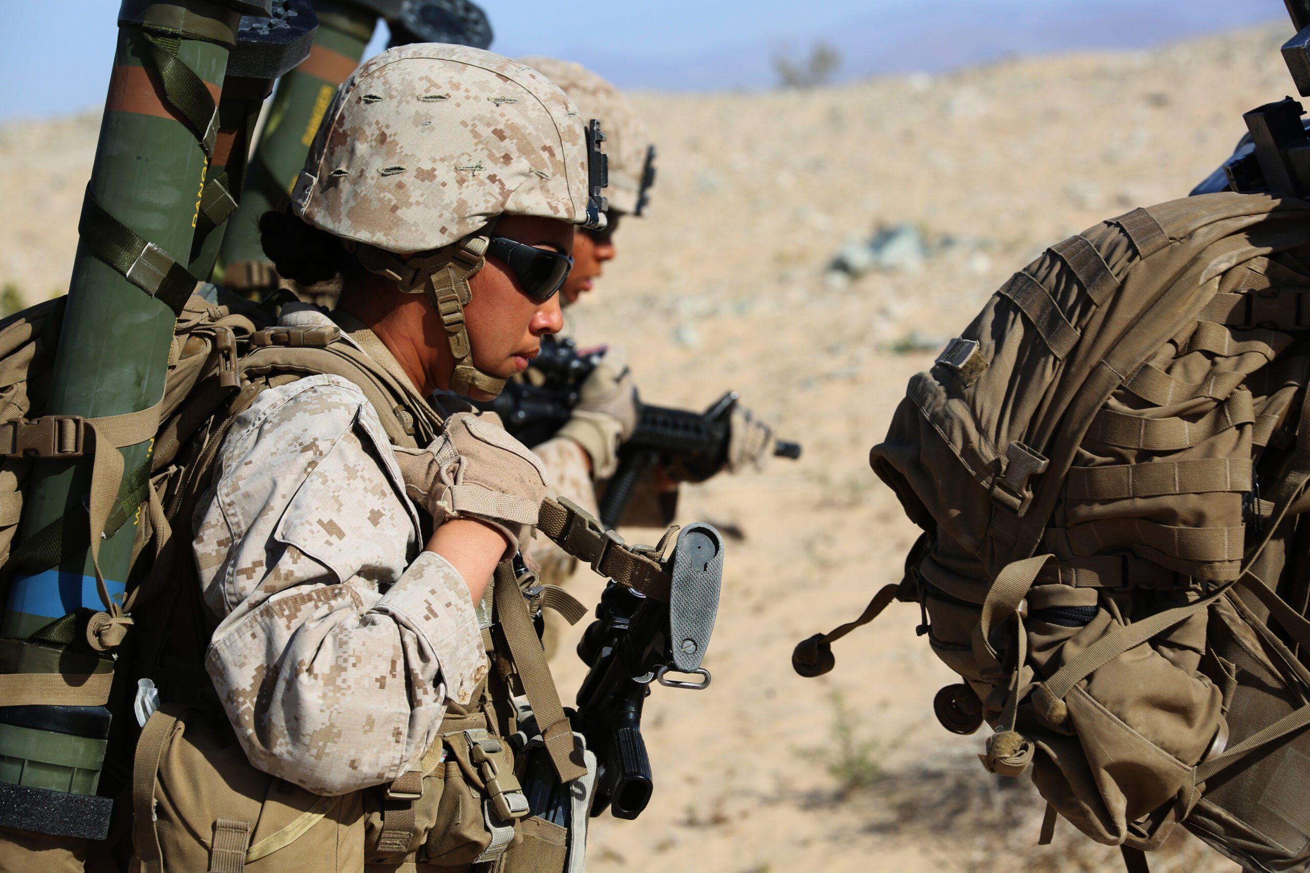 The military says it's finally designing body armor for women for the umpteenth time this decade