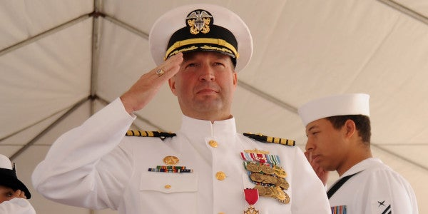 Navy Captain To Face Charges In Ongoing 'Fat Leonard' Scandal