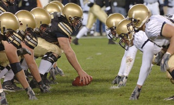 Saturday's Army-Navy Game Promises Pride, Power, And Not Much Passing