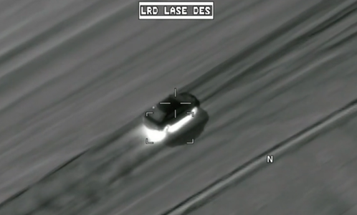 Watch A US-Afghan Strike Take Out The Head Of The Taliban's Deadly 'Red Unit'