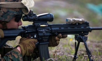 Why Marines Absolutely Love the M27 Infantry Automatic Rifle