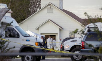 Texas Church Shooter Was Kicked Out Of Air Force After Beating His Wife And Child