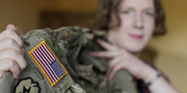 House moves to overturn Trump's military transgender ban