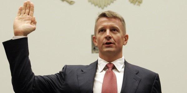 Blackwater Founder Erik Prince's Afghan War Plan Just Leaked, And It's Terrifying