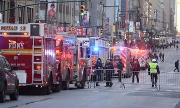 NYC Bombing Suspect Identified As 27-Year-Old Brooklyn Resident From Bangladesh