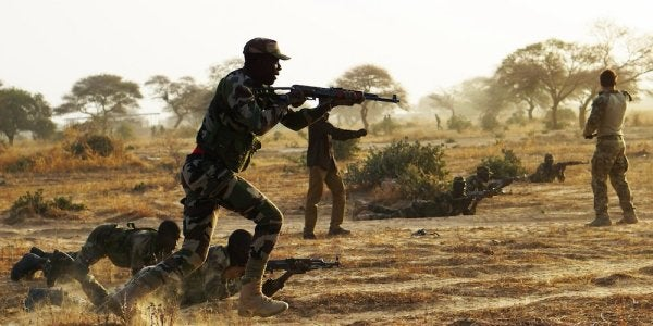 Report: US Troops Were Pursuing High-Value Target Prior To Deadly Niger Ambush
