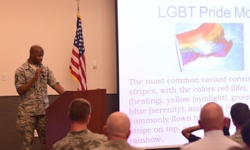 DoD To Allow Transgender Enlistments As Courts Tear Apart Trump's Ban