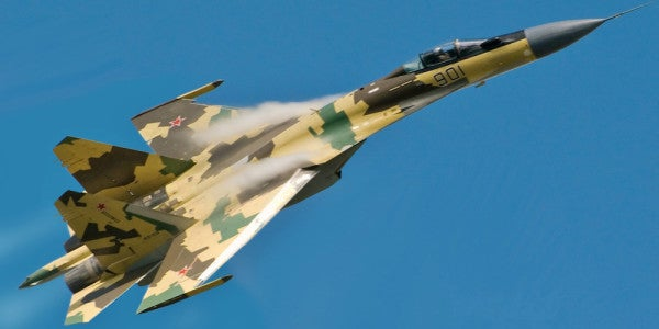 Did US F-22s Almost Shoot Down Russian Aircraft Over Syria?