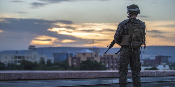 Navy Releases Charge Sheets For SEALs, Marines Charged With Killing A Green Beret