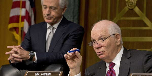 Senate Panel Says It's Time For A New AUMF To Rein In Presidential War Power