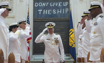 The Navy Is Ending Its Popular Early Retirement Programs