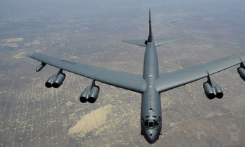 The B-52's Devastating New Weapons Upgrade Is Already Kicking Ass In The Middle East