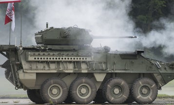 The Army's up-armored Strykers are almost ready for a fight