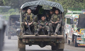 ISIS Is Gearing Up For A Comeback In The Philippines