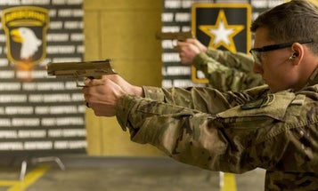 Sig Sauer Will Put 5,000 Of The Army's Slick New Handguns Up For Commercial Sale
