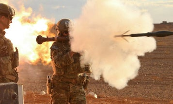 The Army Is Developing 'Bullets' That Can Chase Tanks And Fighter Jets
