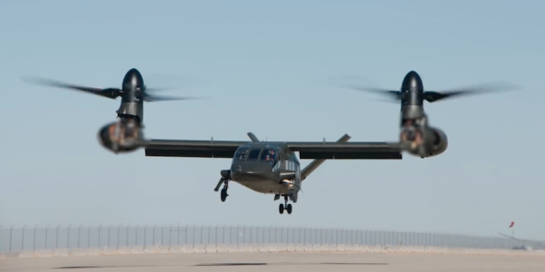 The V-280 Valor's First Flight Is A Moment of Truth For Tiltrotor Aircraft