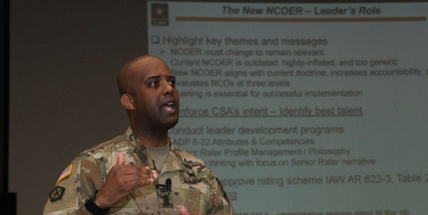 9 Ways The Army's New NCO Eval Is Just As Flawed As The One It Replaced