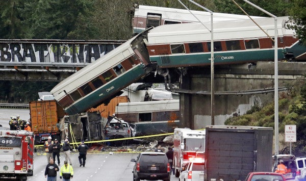 Meet The Soldier Who Saved Lives During The Deadly Seattle Amtrak Train Derailment