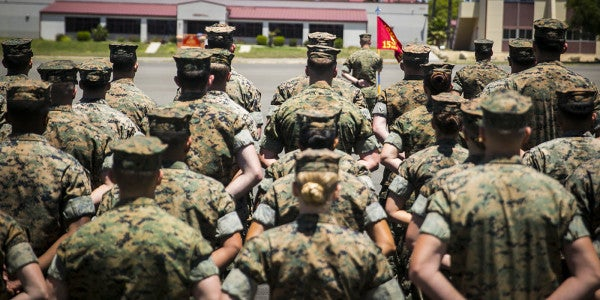 A New Study On Military Sexual Assault Raises More Questions Than Answers