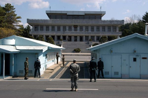 Another North Korean Soldier Defects Into South Via DMZ