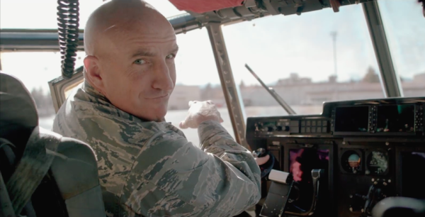 We Can't Stop Watching The Yokota Commander's Christmas Rap Video