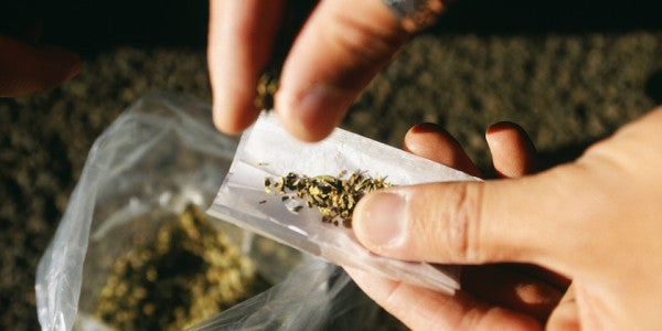 VA Doctors Are Now Cleared To Talk About Medical Marijuana With Patients