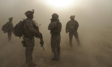 The Pentagon's Delicate Dance On Climate Change