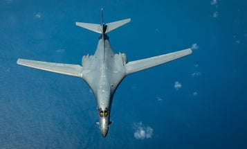What's On A B-1B Lancer Aircrew's Wish List? Room For More Bombs