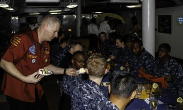 First Military Trial In Navy's 'Fat Leonard' Scandal Results In Guilty Plea