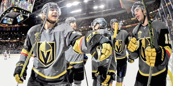 Only One Thing Can Stop This No. 1 NHL Team: The US Army