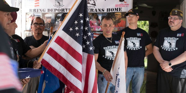 VA Establishes Exam Site For Deported Vets In Tijuana